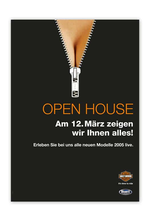 Open House Harley Davidson